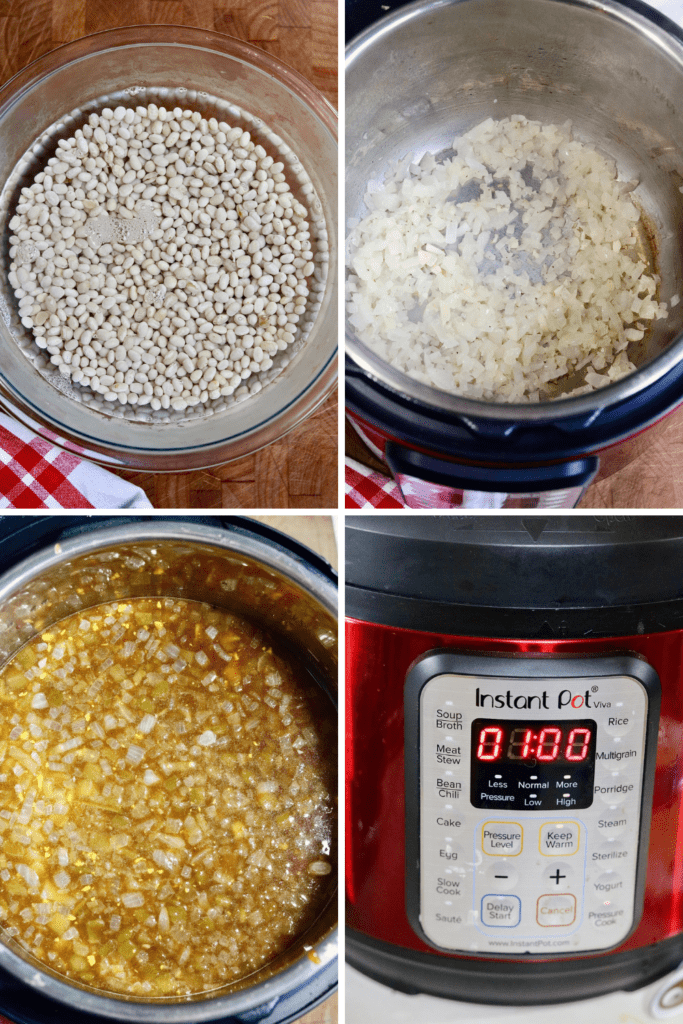 step by step photos how to cook instant pot baked beans